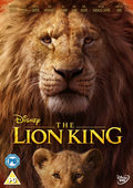 THE LION KING (LIVE ACTION) (DVD)