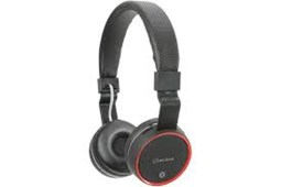 AV LINK BLUETOOTH HEADPHONES BLACK