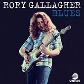 RORY GALLAGHER - BLUES - LP