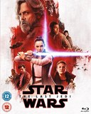 STAR WARS: THE LAST JEDI BLU-RAY (THE RESISTANCE SLEEVE)