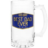 GENTS SOCIETY BEST DADS TANKARD