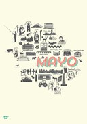 Mayo Icons A3 Print