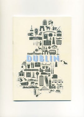 Dublin Icons Notebook