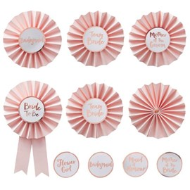 Hen Party Badge Kit