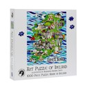 Art of Ireland 1000 Piece Jigsaw Puzzle