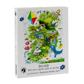 Ireland 100 Piece Jigsaw Puzzle