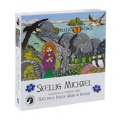 Skellig Michael 500 Piece Jigsaw Puzzle
