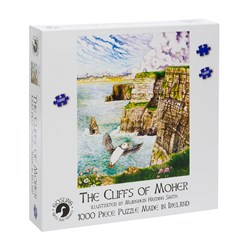 Cliffs of Moher 1000 Piece Jigsaw Puzzle
