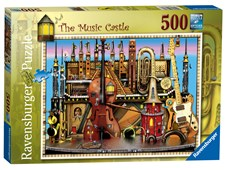 Colin Thompson - The Music Castle 500pc