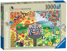 I Like Birds - Birdie Seasons, 1000pc