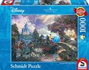Disney Cinderella - Thomas Kinkade 1000pc