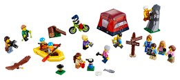 LEGO City People Pack - Outdoor Adventures