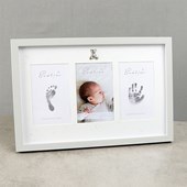Hand & Foot Print with Ink Pad Frame