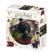 Harry Potter Ford Hogwarts Express 500pc 3D Jigsaw Puzzle