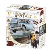 Harry Potter Ford Anglia 300pc 3D Jigsaw Puzzle