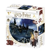 Harry Potter Hogwarts 300pc 3D Jigsaw Puzzle
