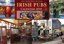 Irish Pubs 2018 Wall Calendar by Willow Creek Press