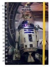 Star Wars:R2 D2 & Porgs Notebook