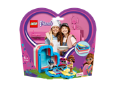 Lego Friends Olivia's Summer Heart Box