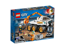 Lego City Friends Rover Testing Drive