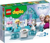 LEGO DUPLO Elsa and Olaf's Ice Party