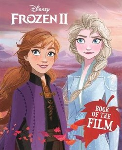 Disney Frozen 2 Book of the Film by
