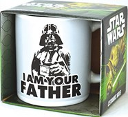 Darth Vader I Am Your Father Mug