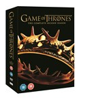 GAME OF THRONES COMPLETE SEASON 2