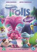 TROLLS: HOLIDAY SPECIAL DVD