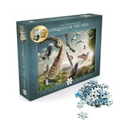 David Attenborough Conquest of the Skies Jigsaw + DVD