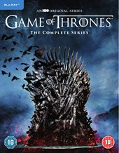 GAME OF THRONES S1-8 Blu-ray
