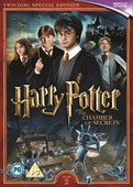HARRY POTTER & THE CHAMBER OF SECRETS - 2 disc