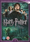 HARRY POTTER & THE GOBLET OF FIRE - 2 disc