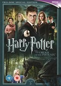 HARRY POTTER & THE ORDER OF THE PHOENIX - 2 discs