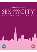 SEX AND THE CITY THE COMPLETE SERIES DVD