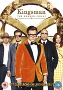 KINGSMAN 2: THE GOLDEN CIRCLE DVD