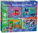 PJ Masks 4 in box