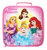 Disney Forever Princess Glitter Lunch Bag