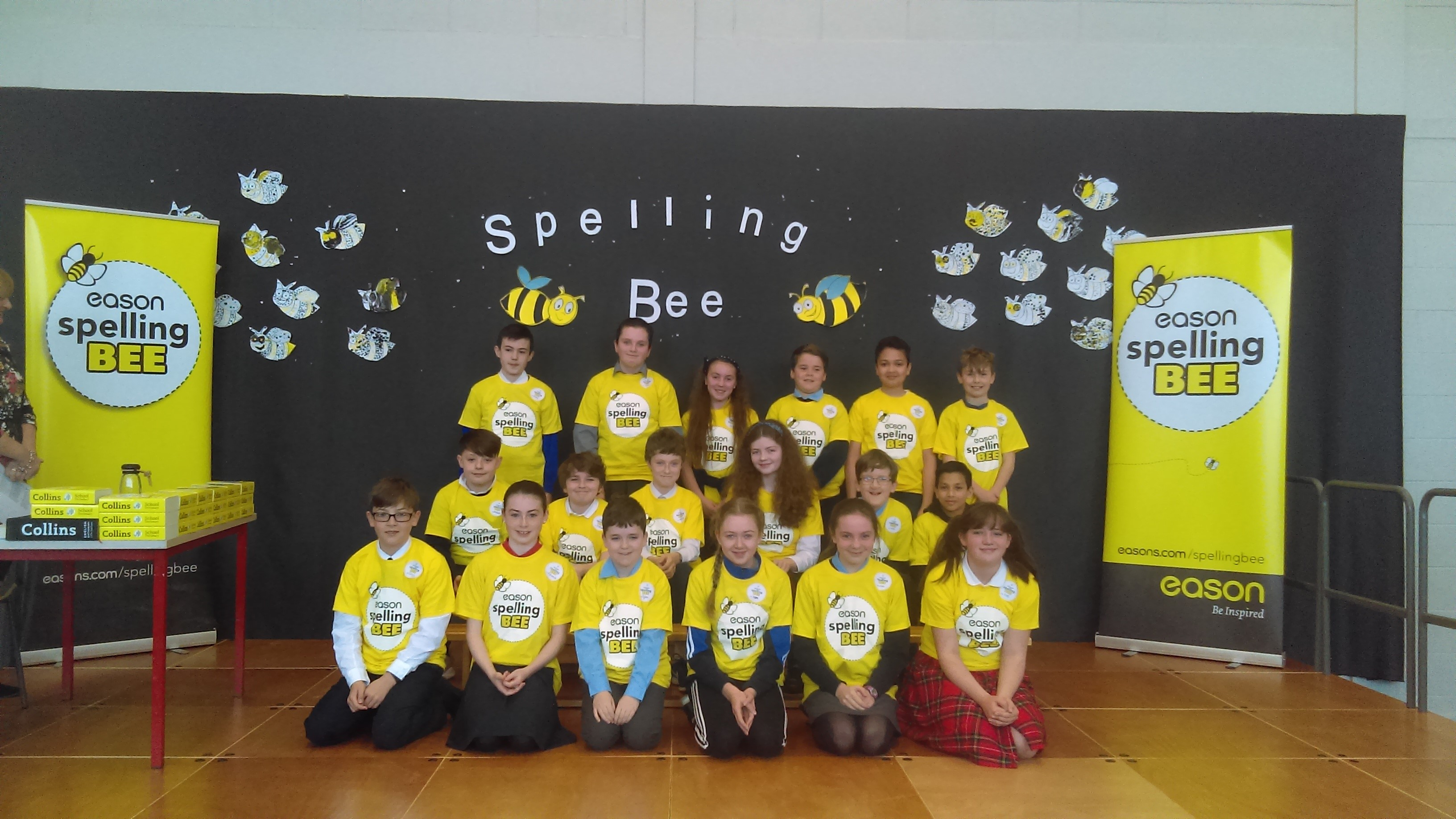 Spelling Bee 2019 - Wicklow Group Photo