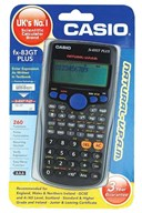 Casio Fx83 Scientific Calculator