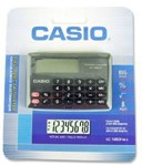 Casio Pocket Calculator  Carded