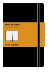 Moleskine Large Ruled Notebook Classic