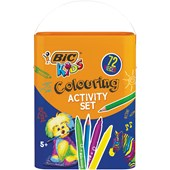 Bic Kids Colouring Drum