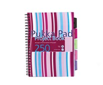 Pukka Project Book A4