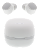 Streetz True Wireless Earphones White