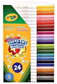 Crayola 24 Washable Supertips