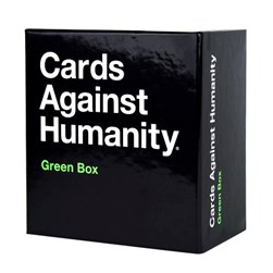 Image of Cards Against Humanity Green Expansion Box