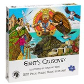 Giant's Causeway 500 pc Jigsaw Puzzle