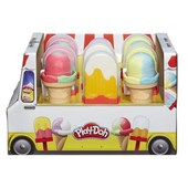 Play-Doh Ice Pop and Cones Assorted