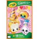 Shopkins Giant Colouring Pages